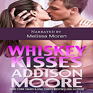 Download audiobook Whiskey Kisses: 3:AM Kisses, Book 4