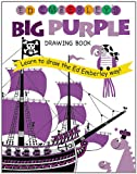 Ed Emberley's Big Purple Drawing Book, Ed Emberley, 0316789739
