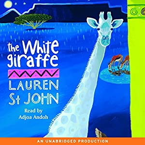 The White Giraffe Audiobook