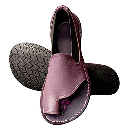 ZG TX Set di Dita dei Piedi Sandali Donna Comodi Scarpe