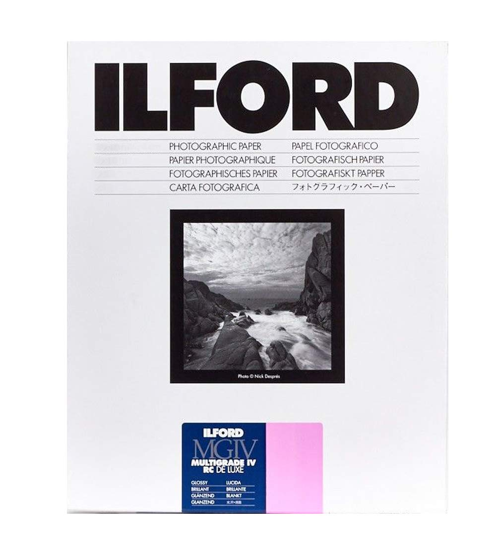 Ilford Multigrade IV RC Deluxe Glossy 16X20 50 Sheets by Ilford