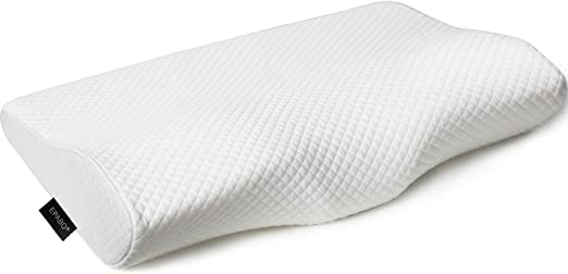 Amazon.com: EPABO Contour Memory Foam Pillow Orthopedic Sleeping