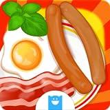 hot dog maker games - Cooking Breakfast - Food Recipes for Kids