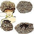 Mademoiselle Paisley Bath Shower Cap ~ Long Short Hair ~ Elastic Comfort Edge ~ Fashionable, Practical, Functional!