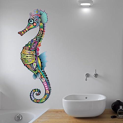 Wall Art Bathroom Stickers: Amazon.co.uk