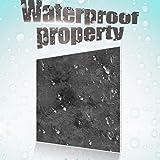 Floor Tiles Self- Adhesive Marble Design Tile Vinyl Flooring Stickers for Livingroom Kitchen Bathroom Decor