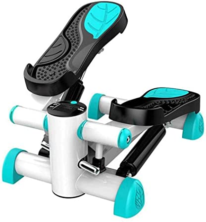 SMEJS Mini de Pasos, Sunny Health and Fitness Ajustable Mini Escalera Paso a Paso Paso Equipo del Ejercicio de la máquina con torcer Acción (Color : A): Amazon.es: Hogar