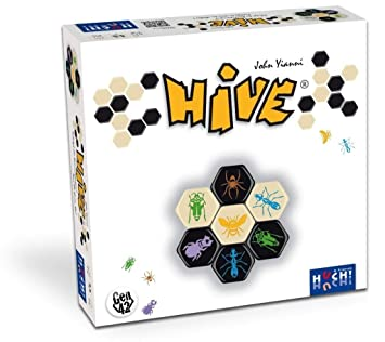 A Game Crawling With Possibilities Hive