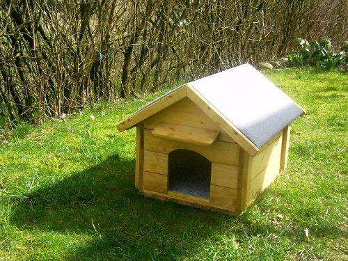 Katzenhaus Kleintierhaus outdoor vollisoliert
