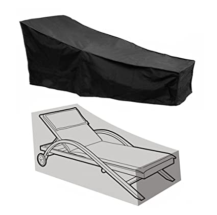 Amazon.com: womaco de patio chaise lounge fundas – Durable ...
