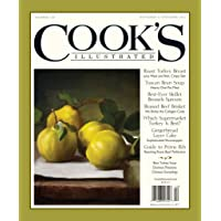 1-Year Cook's Illustrated Magazine Subscription