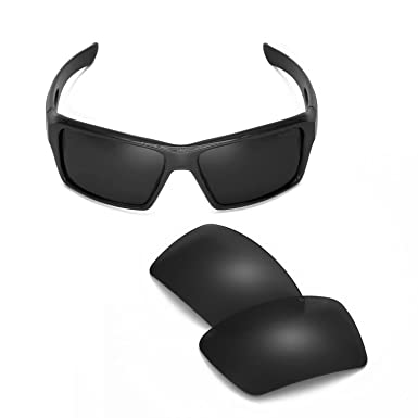 72e24c7f3b0b9 Image Unavailable. Image not available for. Color  Walleva Replacement  Lenses for Oakley Eyepatch 2 Sunglasses ...