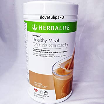 Herbalife Formula 1 Healthy Meal Nutritional Shake Mix: Café Latte 780 g
