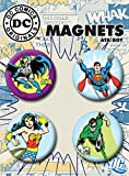 green arrow fridge magnet - Ata-Boy DC Comics Originals Superheroes Set of 4 1.25