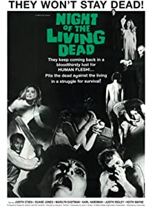 LAMINATED Night of The Living Dead Stay Dead Memorabilia Movie Poster 24x36 inch