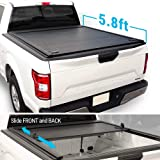 Amazon Com Roll N Lock A Series Retractable Truck Bed Tonneau Cover Bt447a Fits 2009 2018 19 20 Classic Dodge Ram 1500 3500 5 7 Bed 67 4 Automotive