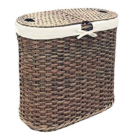 616x96EiV9L._SS450_ Wicker Baskets and Rattan Baskets