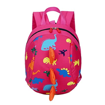 Navigatee Cartoon Baby Toddler Walking Safety Backpack - Little Kid Boys  Girls Anti-lost Travel f469cb8522060