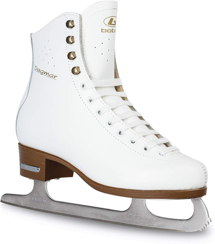 Botas - Models Diana, Dagmar, David/Figure Ice Skates for Women, Men, Girls, Boys, Kids/Sabrina Blades : Sports & Outdoors