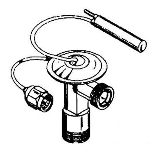 Amazon Com 87022814 New Expansion Valve For Ford New Holland Fw20