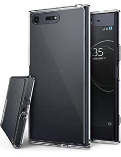 Amazon.com: Spigen Rugged Armor Designed for Sony Xperia XZ ...