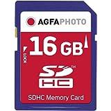 AgfaPhoto Secure Digital High Capacity (SDHC) 16 GB Speicherkarte