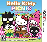 Hello Kitty Picnic - Nintendo 3DS