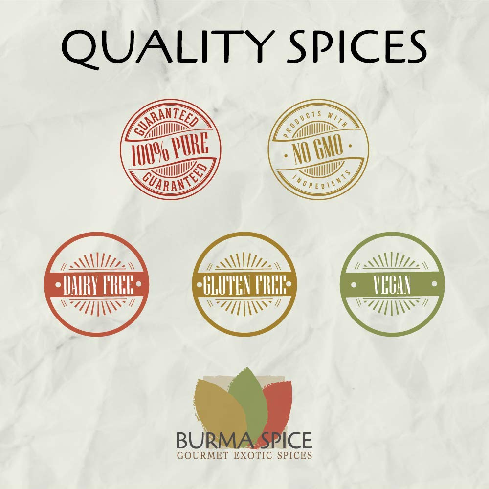 Ground Ceylon Cinnamon | Very freshly ground | Highest Premium Grade | 100% Pure with no additives | Kosher Certified (1.5oz) by Burma Spice (Image #6)