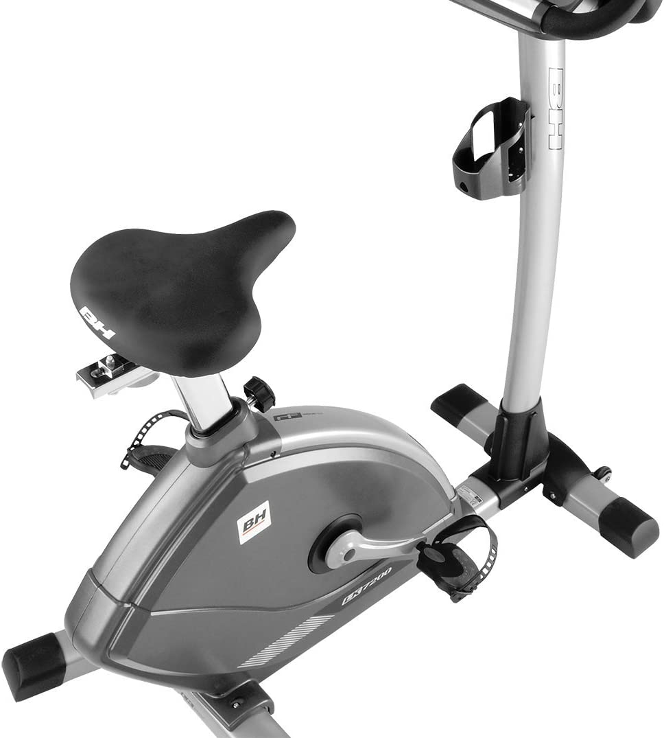 BH Fitness LK7200 BIKE H720 Bicicleta estática: Amazon.es ...