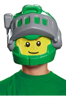 Amazon.com: Disguise Lance Lego Niño Mask-, Un solo color ...