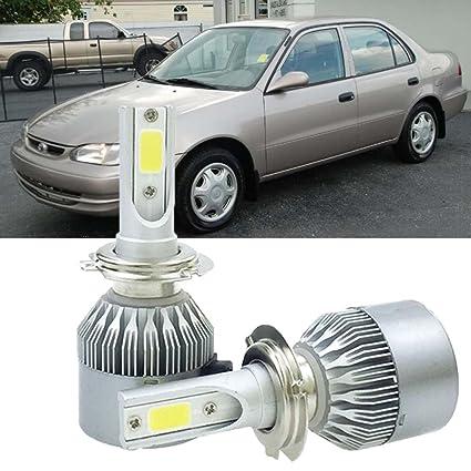 Amazon Com Led Automobile Headlight Bulbs All In One