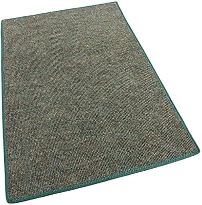 """Mineral - Indoor / Outdoor Area Rug Carpet, Runners & Stair Treads with a Marine backing and Premium Nylon Fabric FINISHED EDGES . Olefin , 3/16"""" Thick + Medium Density. MANY SIZES and Shapes. Rectangles, Squares, Circles, Half Rounds, Ovals, and Runners."""