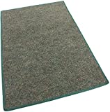 "3'x15' - Mineral - Indoor/Outdoor Area Rug Carpet, Runners & Stair Treads with a Non-Skid Marine backing and Premium Nylon Fabric FINISHED EDGES . Olefin , 3/16"" Thick + Medium Density. MANY SIZES and Shapes. Rectangles, Squares, Circles, Half Rounds, Ovals, and Runners."
