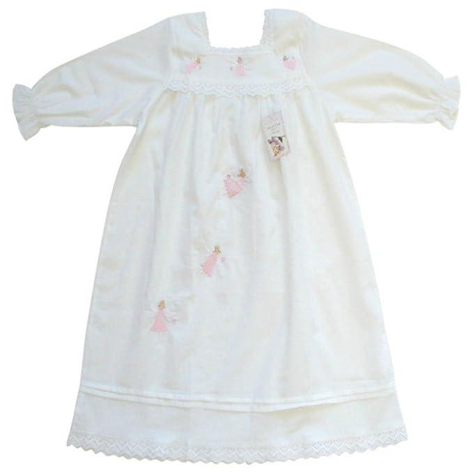 521555411 Powell Craft Girls Maddy Nightdress. Angel Fairy. 100% Cotton. 1-12 ...