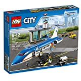 LEGO City Airport 60104 Airport Passenger Terminal Building Kit (694 Piece)