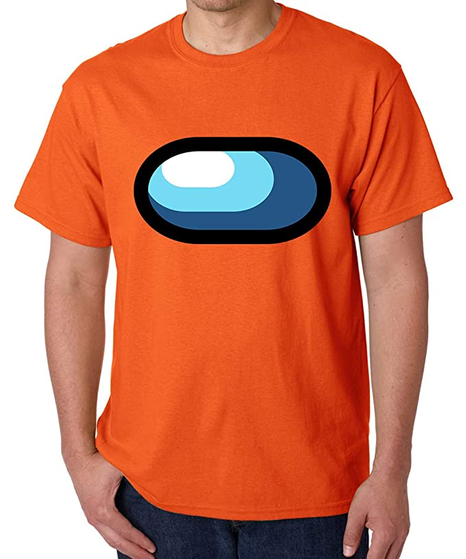 Caseria Men's Cotton Graphic Printed Half Sleeve T-Shirt - Eyes of Us