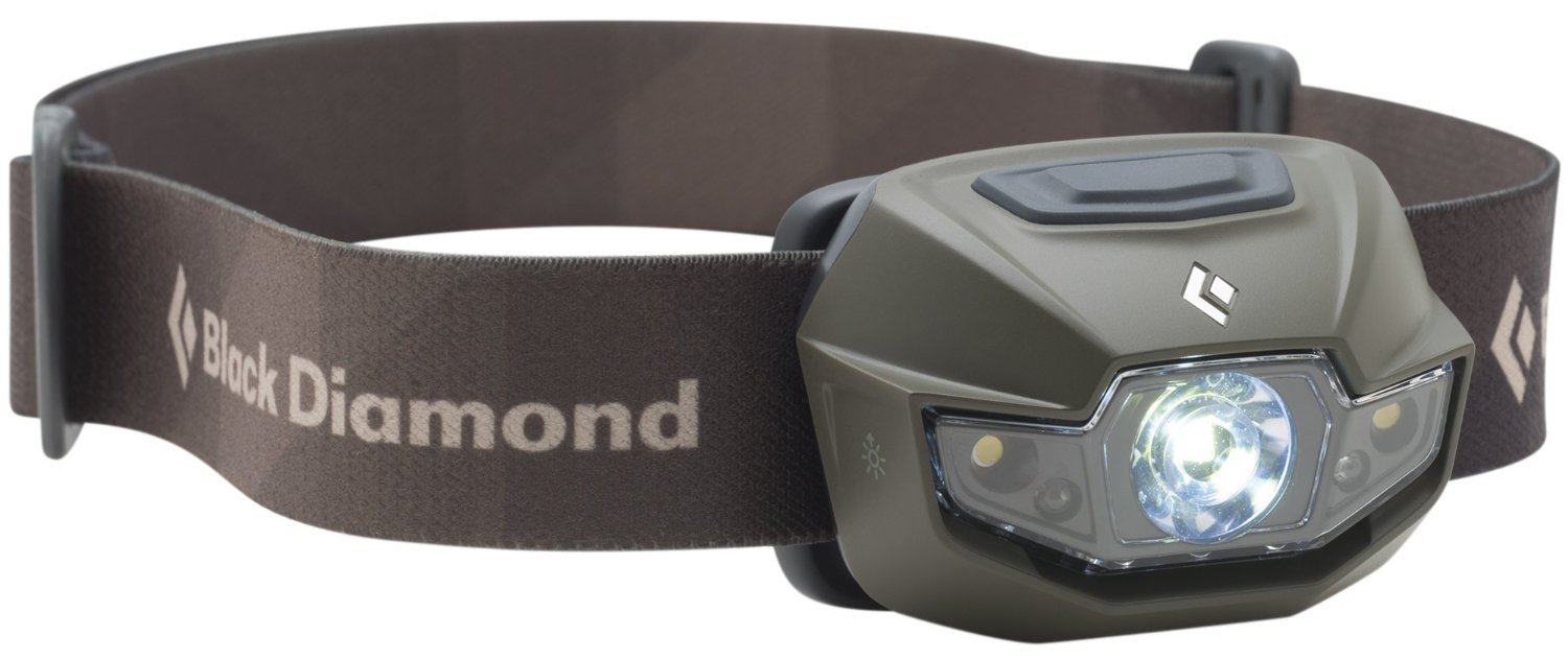 Amazon.com : Black Diamond Spot Headlamp, Revolution Green ...