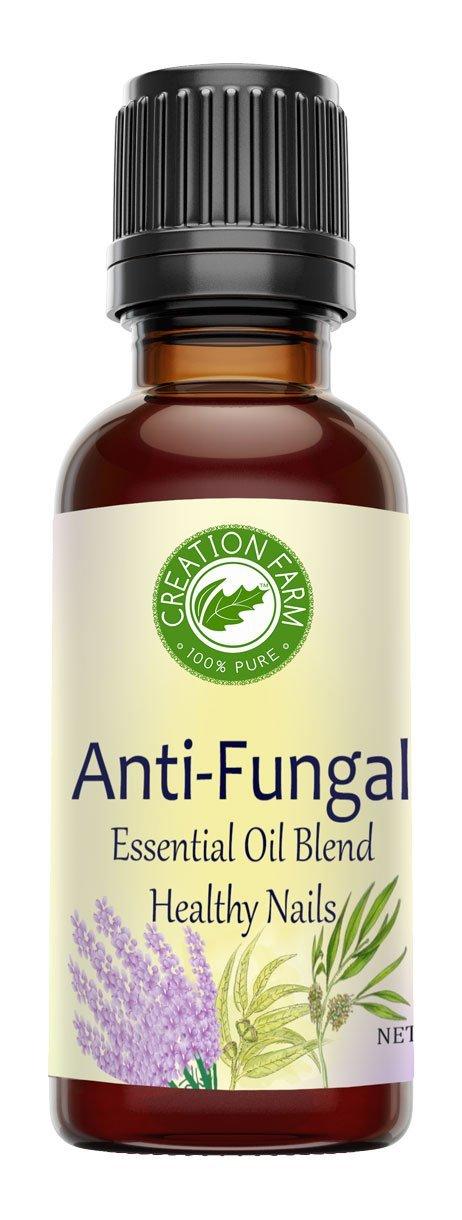 Creation Pharm Anti-Fungal Essential Nail Oil Blend, Essential Oil