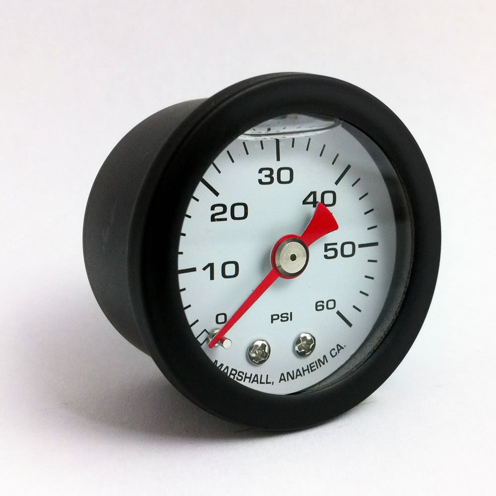 CWB00060 Liquid Filled Oil Pressure Gauge