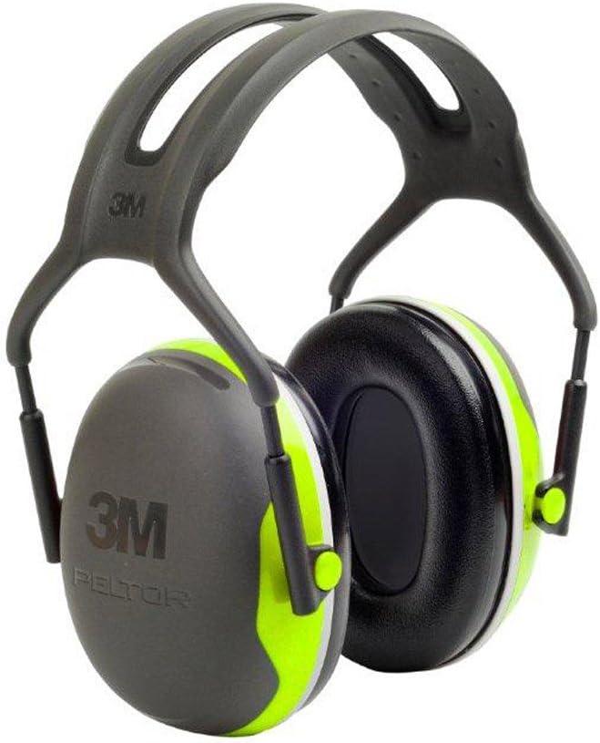 Slim /X4/A 1 3/M Peltor X4/Haarband Ohrensch/ützer One Size 33dB/