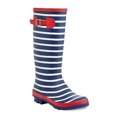 Henry Ferrera High Limit ... Women's Water-Resistant Rain Boots bWYcM