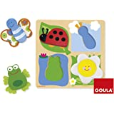 Goula 53012 - Campagne / Etoffe - Puzzle