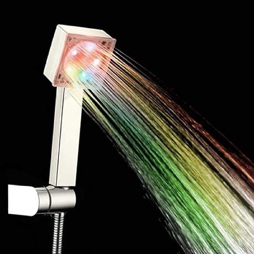 KangHS Ducha de mano/Cabezal de ducha de baño portátil de alta calidad Cabezal de ducha de alta presión khs-a426: Amazon.es: Bricolaje y herramientas