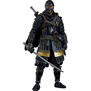 figma Ghost of Tsushima 境井仁 ノンスケール ABS&PVC製 塗装済み可動フィギュア