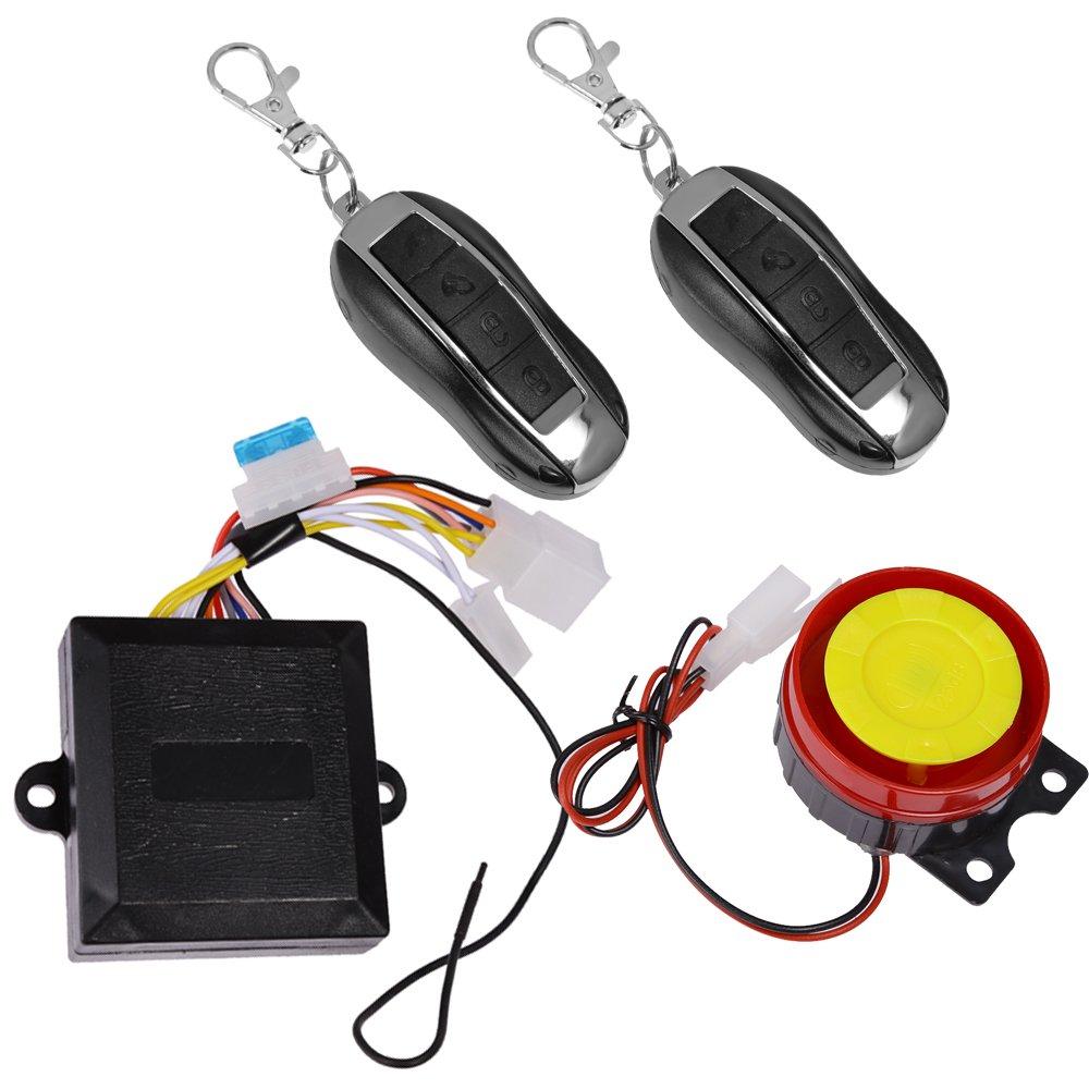 Quioss Dual Remote Control Start Kill Switch For Chinese Any Diagramsdirtcircuitwiringjpg 55cc 125c Taotao Kazuma Roketa Sunl Atv Automotive