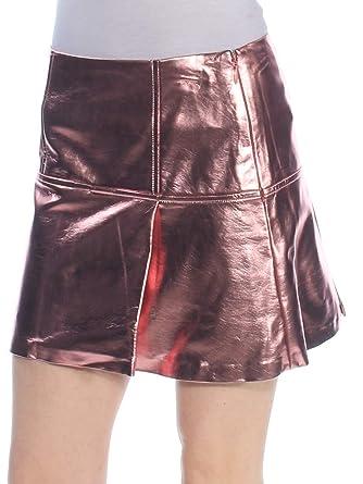 GUESS Womens Metallic Layered Mini Skirt at Amazon Women s Clothing store  5dcdf19d343b7