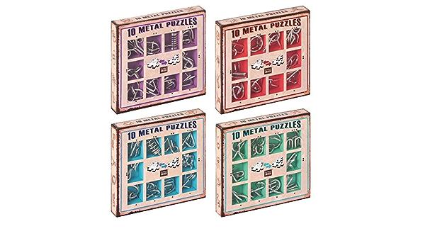 473107 Eureka 3D Puzzles 3D-Chasse au tr/ésor