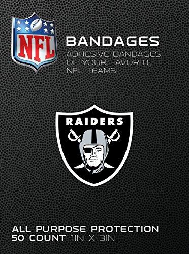 NFL Officially Licensed Bandages, 1