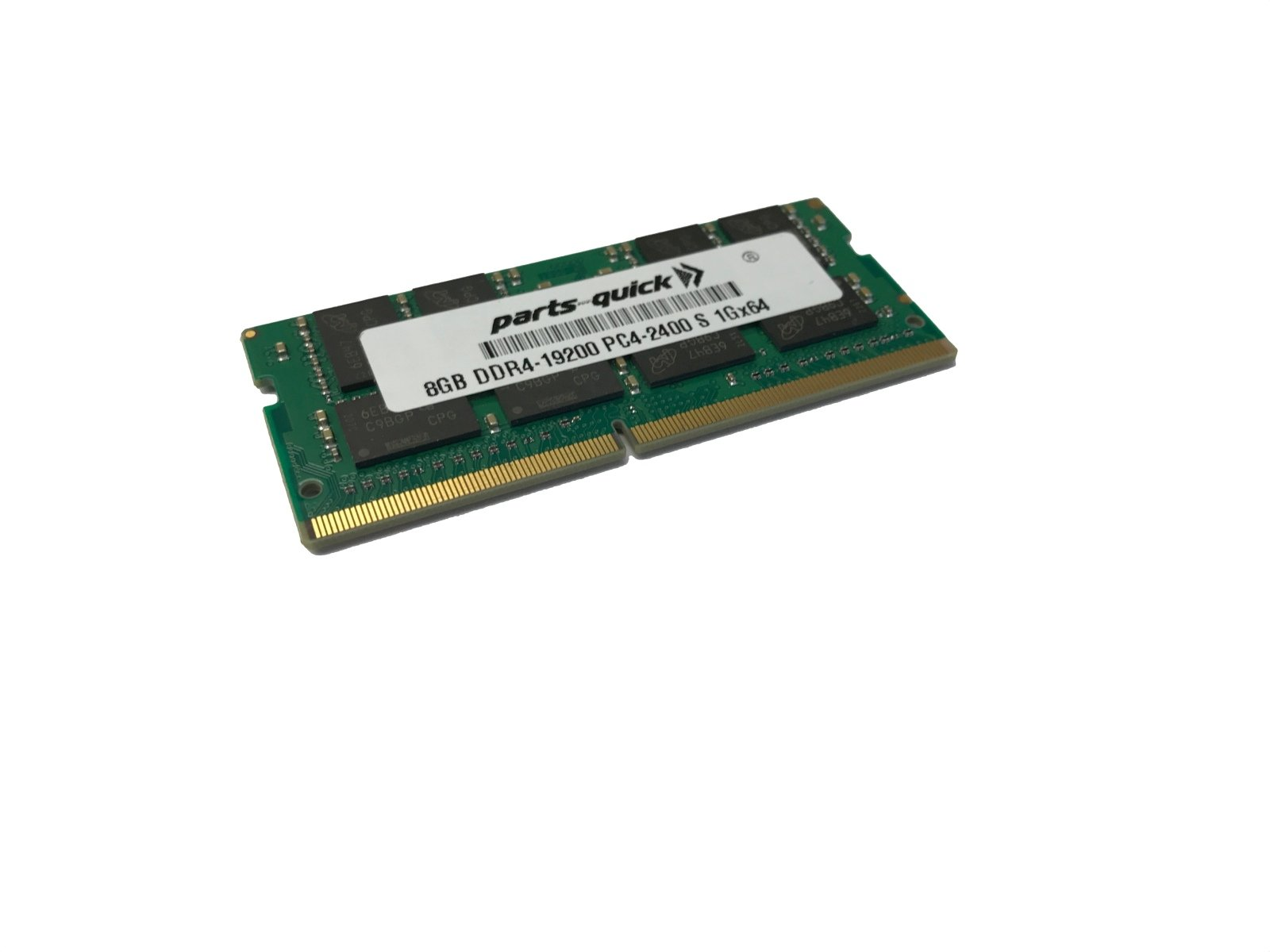 8GB Memory for Siemens Nixdorf SIMATIC IPC427E Compatible RAM Upgrade DDR4 2400MHz SODIMM (PARTS-QUICK Brand)