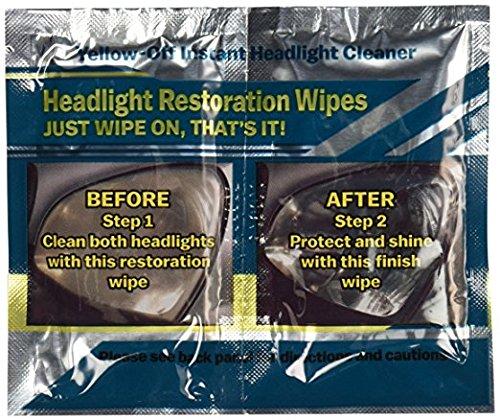 Yellowf Headlight Cleaner 655315010284